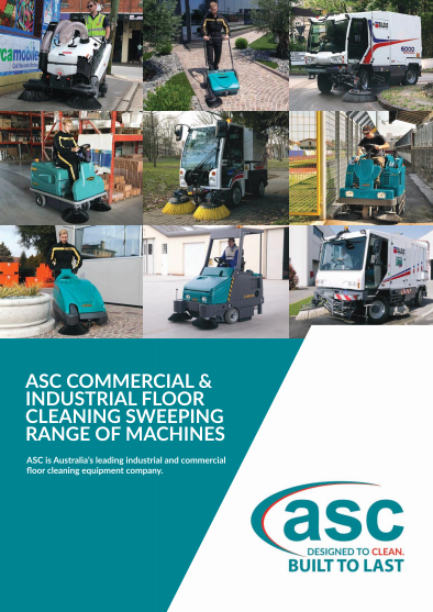 ASC Sweepers Range Catalogue