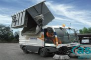 nav ASC Clean Air Sweeper with man 2