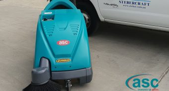 NSW Boat Manufacturer, Stebercraft Will Keep the Dusty Business of Making Boats Clean with Their ASC M1