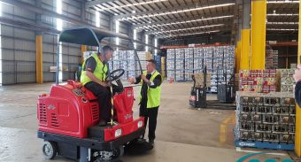 Bevchain  is one of Australia's leading Alcohol and beverage distributors employing some 700 staff with over 200 vehicles in 6 states of Australia