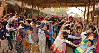 Feeding Dreams Cambodia School