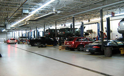 AUTOMOTIVE / WORKSHOPS