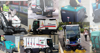 Types Of Industrial Sweepers