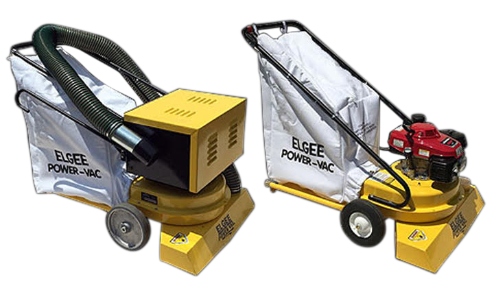 ASC Littervac Sweeper banner