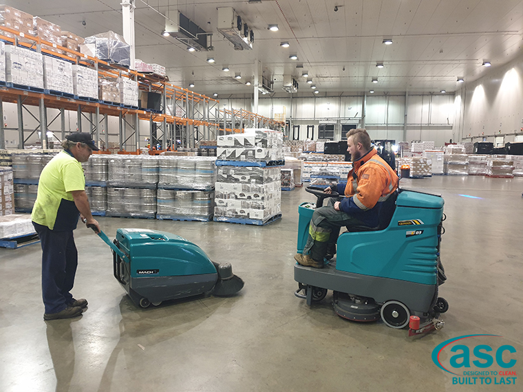 ASC Machines At AHG Perth's Facility 1