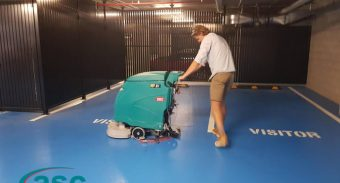 Immaculately Clean Floors In The Highgate With ASC Cleaning Machines