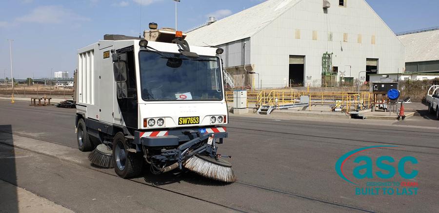 ASC D5000 At Port Of Townsville 3
