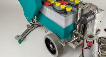 ASC Machine Battery