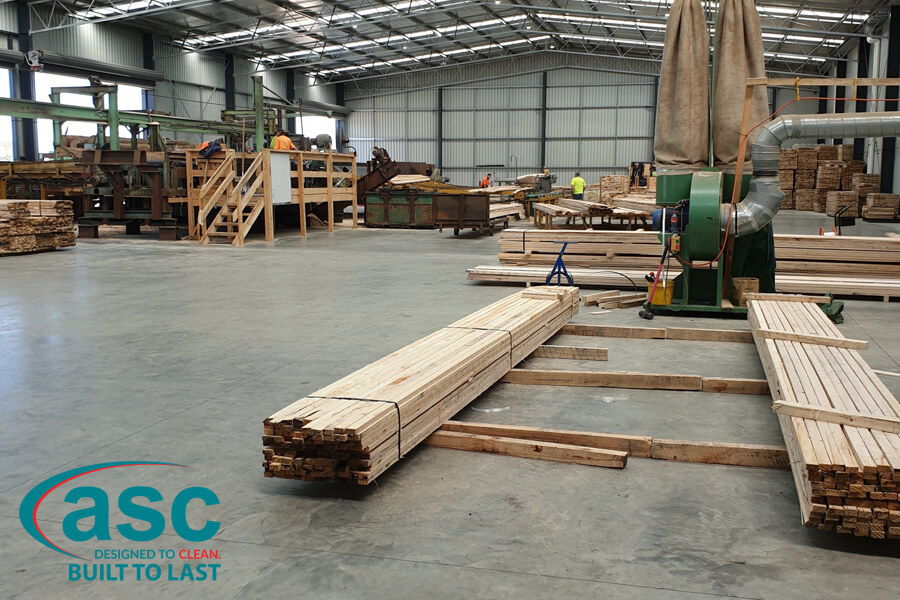 Timber Milling Hardwood Company 3