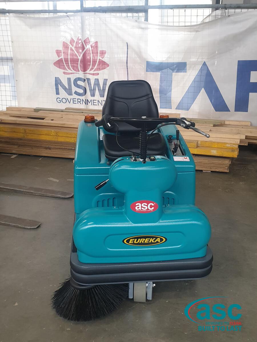 ASC Eureka M2 Sweeper