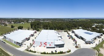 ASC Rouse Hill Headquarters