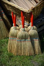 Traditional Hand Held Brooms