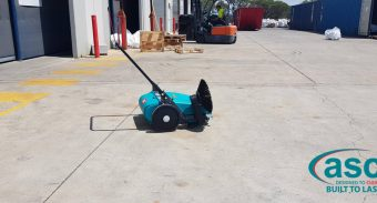 ASC MEP Sweeper Proves to be an Easy Fix for TES ANZ (Queensland)