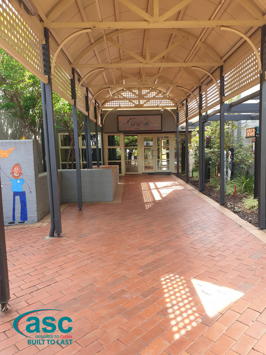 Clean Premises Of Bacchus Marsh School