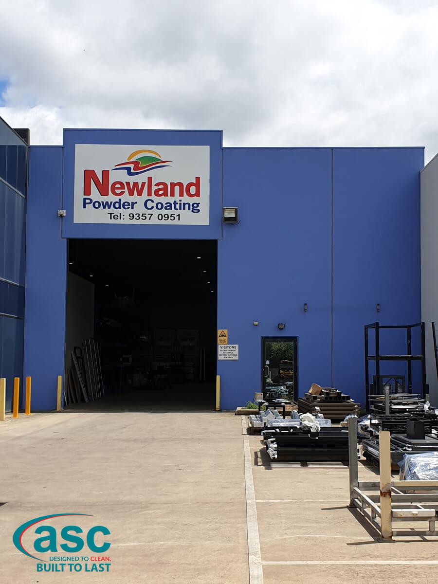 Newland Powder Coating Factory