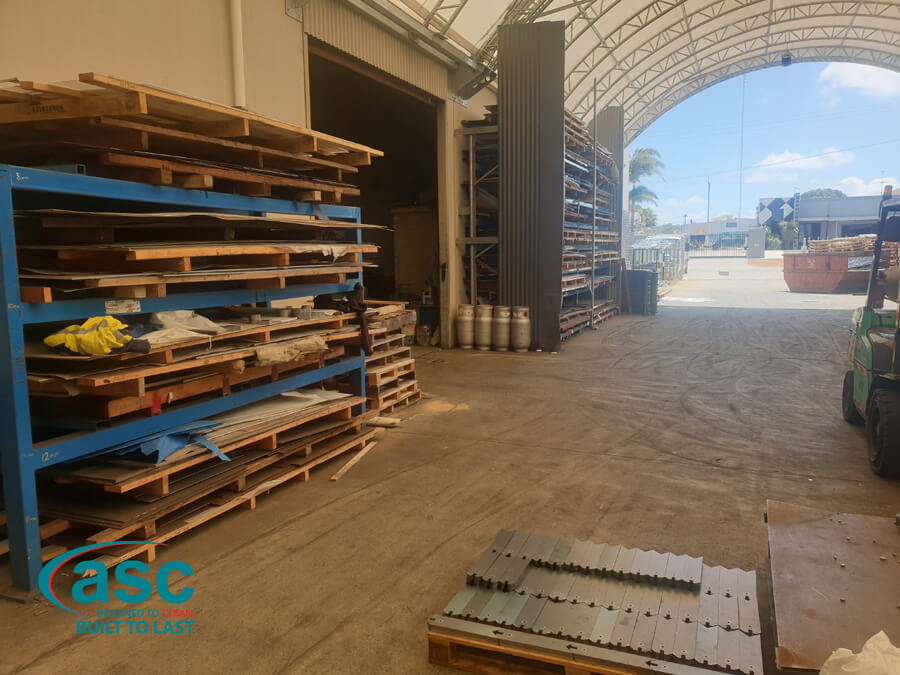 Kanyana Engineering Mandurah'S Workshop