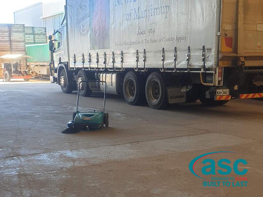 ASC MEP Eureka Sweeper 4