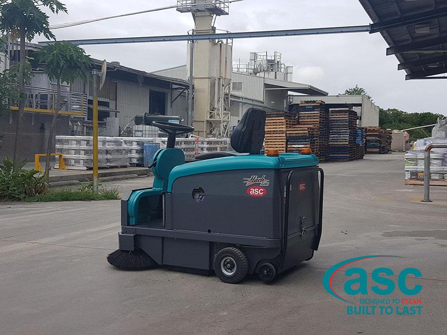 ASC Eureka M1 Sweeper 3