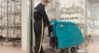 Cleaning Plants With ASC Scrubber