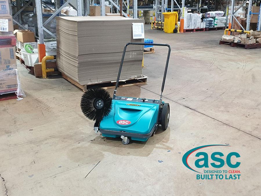 ASC MEP Eureka Sweeper 1