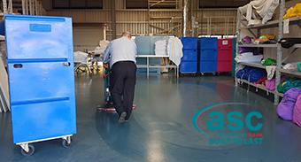Bundaberg Laundry Services  comes clean with ASC Eureka E51