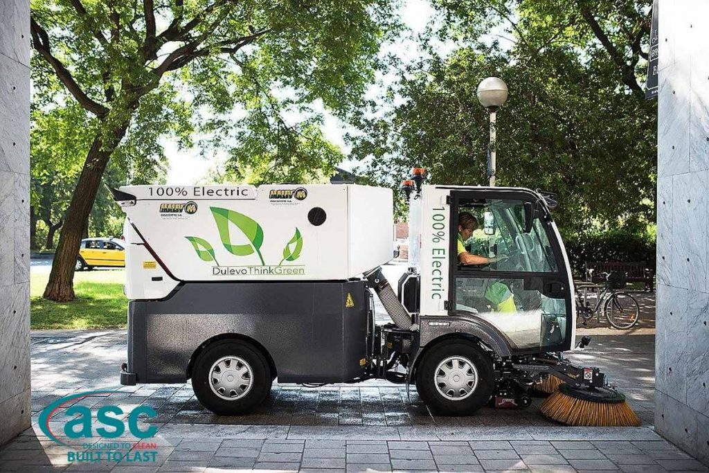 Electric Sweeper - ASC
