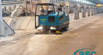 What Role Does An Industrial Floor Cleaning Machine Play in Mining & Construction Industry