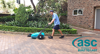 St Catherine School Sydney Sweeping Clean