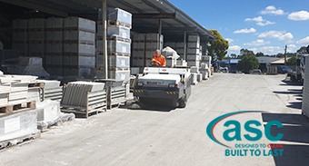 Terrazzo Australian Marble chooses ASC