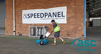 Speedpanel NSW solves dust issue with ASC