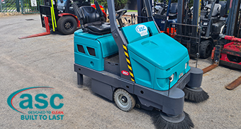 Allied Forklifts WA