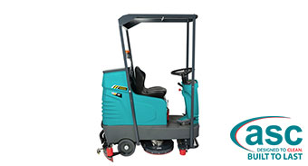 Benefits of Overhead Guards, Windscreens & Operator Cabins for Industrial Sweepers