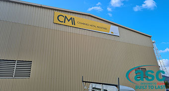 CMI Perth Doubles It's ASC Machines