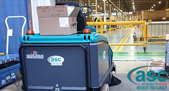 Visy Wodonga Purchases ASC M3