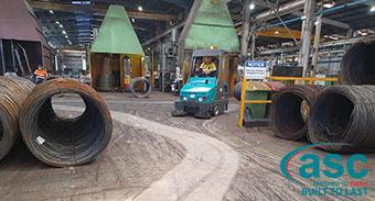 Neumann Steel Lengthens It's ASC Relationship