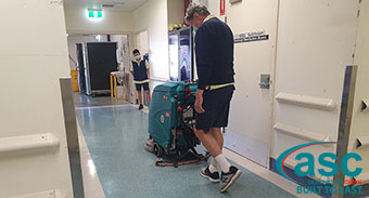 Tweed Heads Hospital Won Over By ASC's Reliability