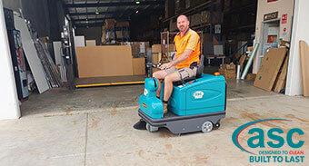 PCF Australia Warehousing Spotless
