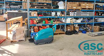 Cooper & Jones Industrial Warehouses Challenge