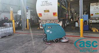 JJ Richards Emerald QLD Invests In An ASC Eureka E 81