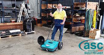 Conveyor Maintenance Services Conquers Internal Dust