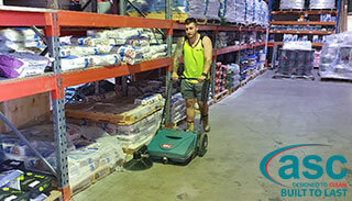 Bayset Townsville Loves Their Low Maintenance Sweeper