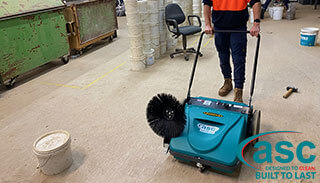 Ground Science Geelong Cleans Up Their Laboratory Floors